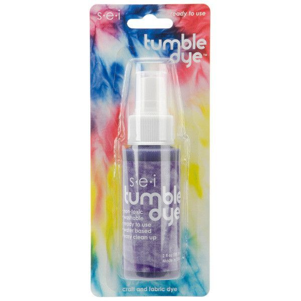 tumble dye desert purple spray paint - 2 oz.