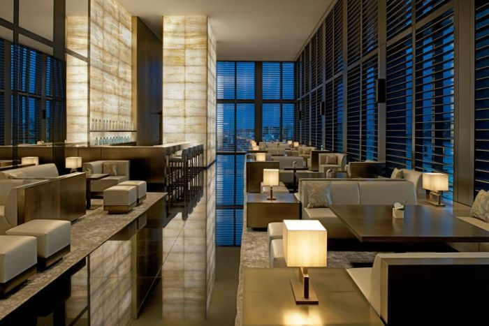 Armani Lounge, Armani Hotel Milano. For more info, please see : http://www.topdealshotel.com/hotels-milan/hotel-armani-hotel-milano