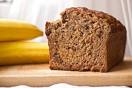 Bananenbrot ohne extra Fett und Zucker, ein schmackhaftes Rezept aus der Kategorie Brot und Brötchen. Bewertungen: 38. Durchschnitt: Ø 4,6.