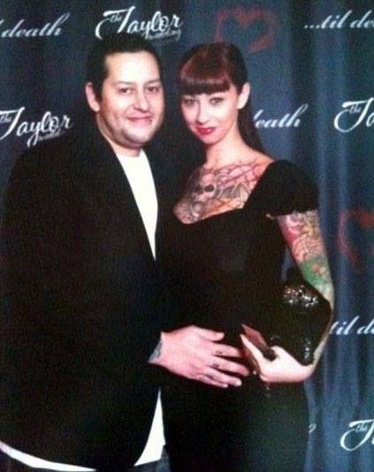 Paul Gray (RIP) & Brenna Gray