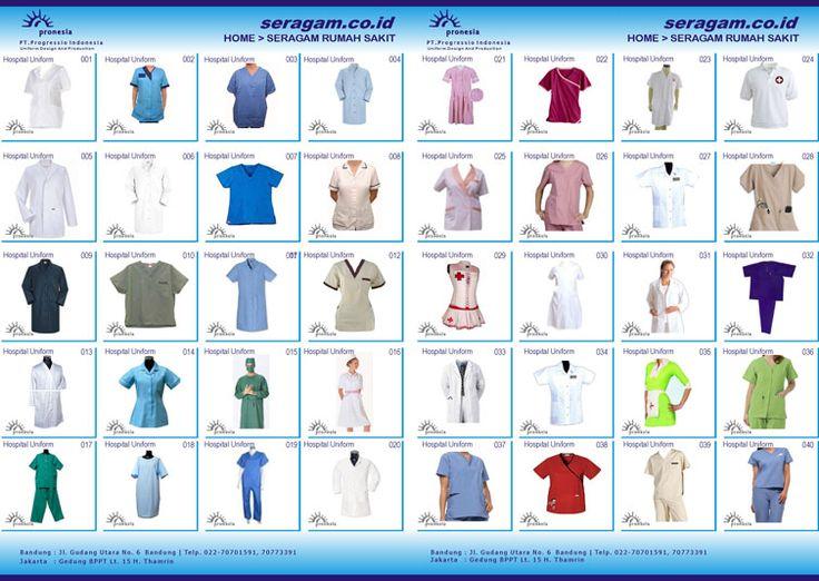 seragam rumah sakit
