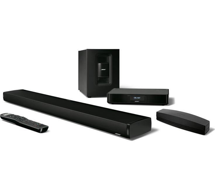 BOSE SoundTouch 130 Home Cinema System