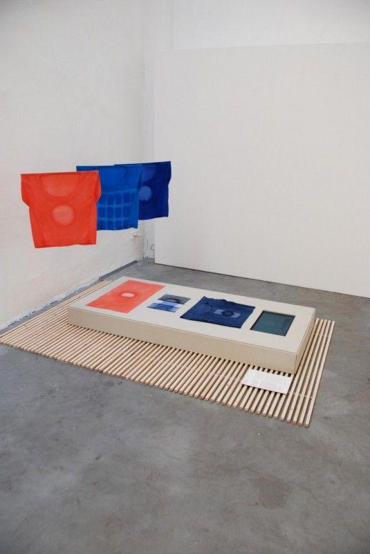 Jetstke Visser. Printed at @TextielMuseum   TextielLab   TextielLab