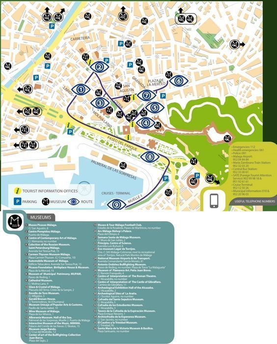 Malaga museum map, Spain travel | Round The World Places in ... on tourist map of barcelona, tourist map of madrid, tourist map of rome, tourist map of cartagena, tourist map of plymouth, tourist map of berlin, tourist map of dusseldorf, tourist map of manzanillo, tourist map of dublin, tourist map of copenhagen, tourist map of florence, tourist map of singapore, tourist map of montevideo, tourist map of malta, tourist map of ho chi minh city, tourist map of kiev, tourist map of trondheim, tourist map of vienna, tourist map of shanghai, tourist map of guadalajara,