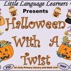 Today's early primary grades are all about the rigor of instruction.  Rigor is necessary-but it needs to be fun for your little learners to stay engaged.  This Halloween thematic unit allows you to reach your academic goals while infusing lessons with the magic of Halloween.