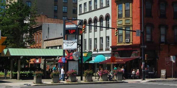Here's why Ithaca, New York is the best place to go to college in the country.