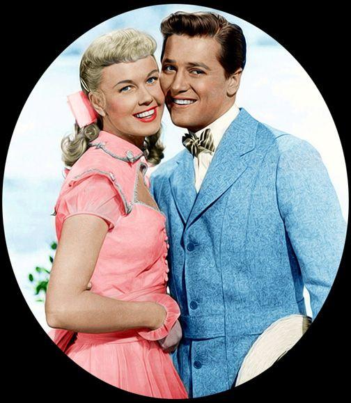 Moonlight Bay:  Doris Day & Gordon MacRae