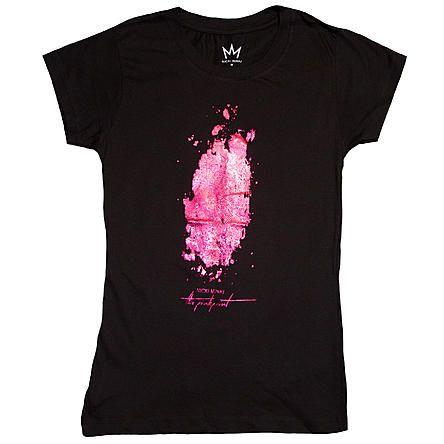 "Nicki Minaj Nicki Minaj ""Pink Print"" Graphic Tee"