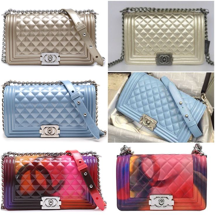 Jelly toyboy bags