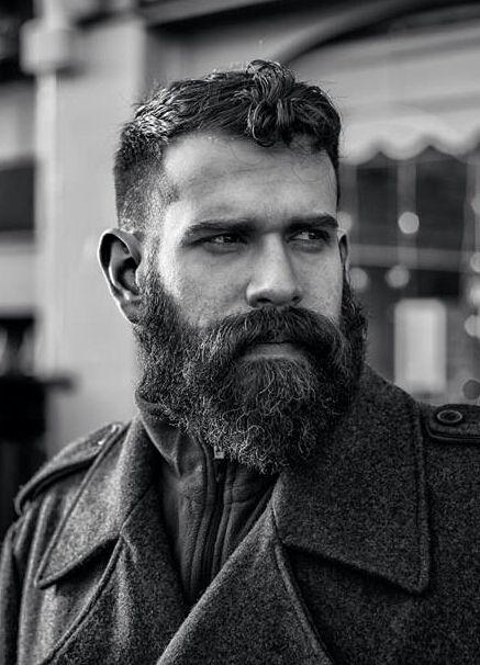 Bushy Full Thick Beard And Huge Mustache Beards Mustaches