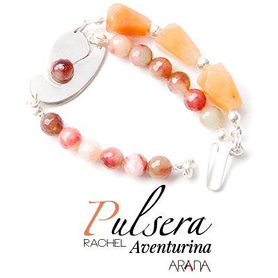 Pulsera Rachel Aventurina