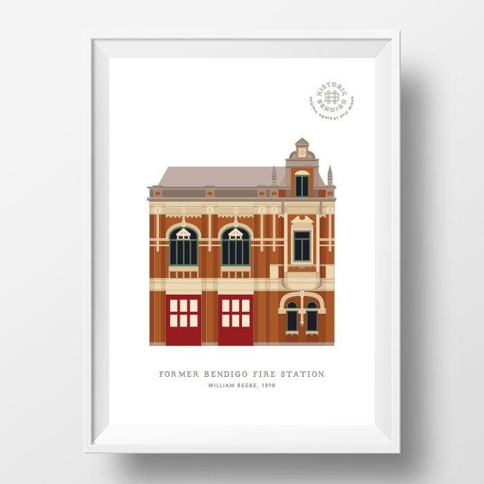 Old Fire Station Bendigo