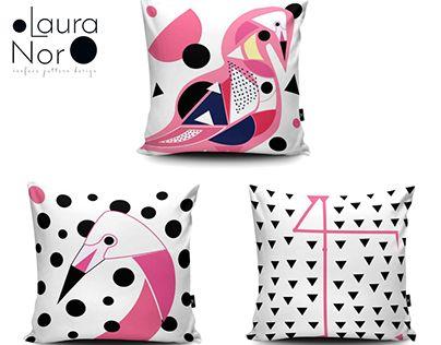 "Check out new work on my @Behance portfolio: ""Modern Flamingos"" http://be.net/gallery/53837597/Modern-Flamingos"
