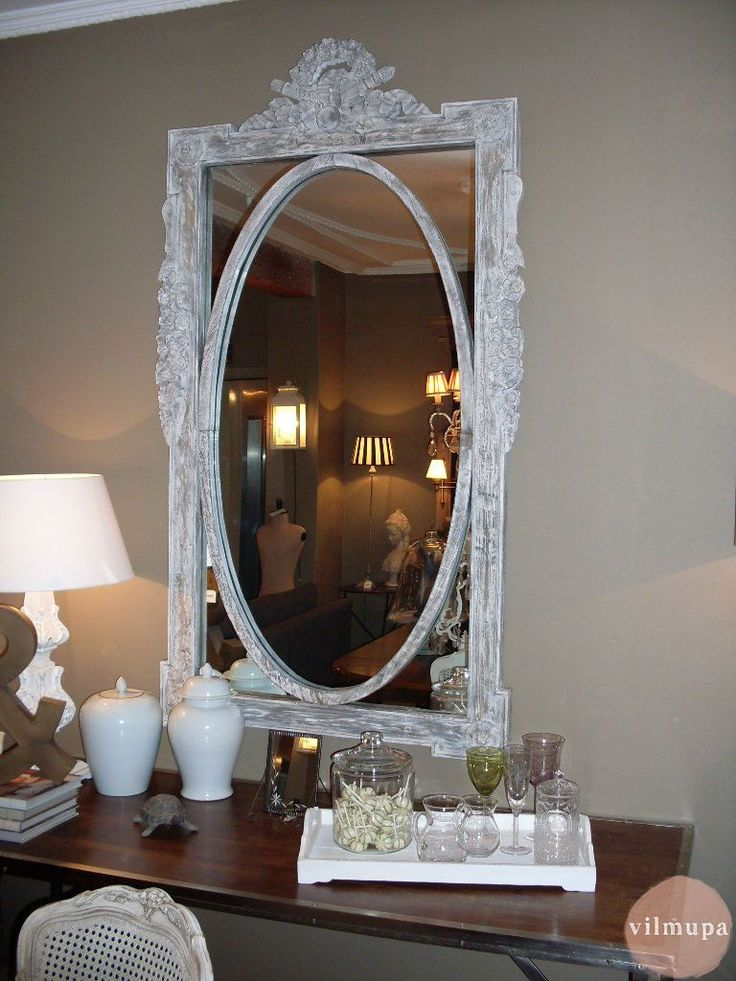 119 mejores im genes sobre espejos mirrors en pinterest for Espejo salon grande