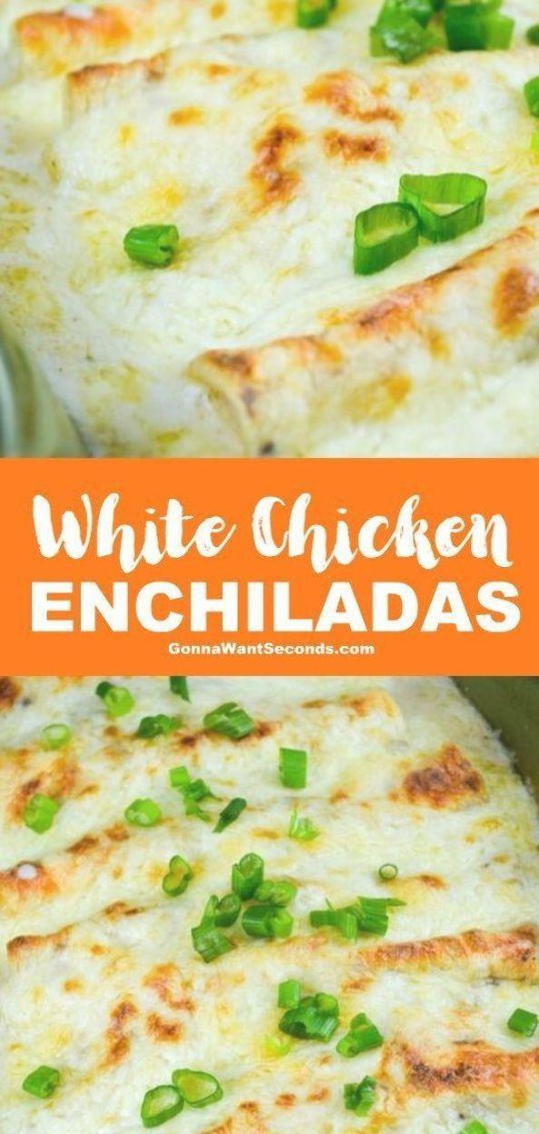 Pin On Chicken Enchiladas