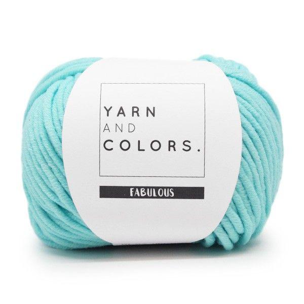 Yarn and Colors Fabulous - Wolplein.nl - In 50 kleuren!