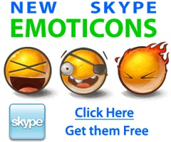 Hidden Skype Emoticons | All the secret Skype Emoticons and Smileys