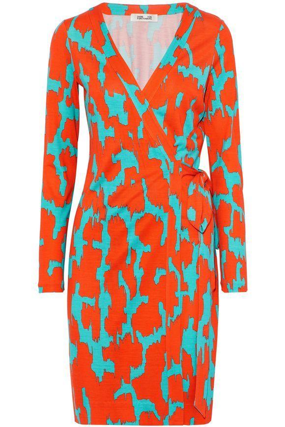 15+ Diane von furstenberg wrap dress sale information