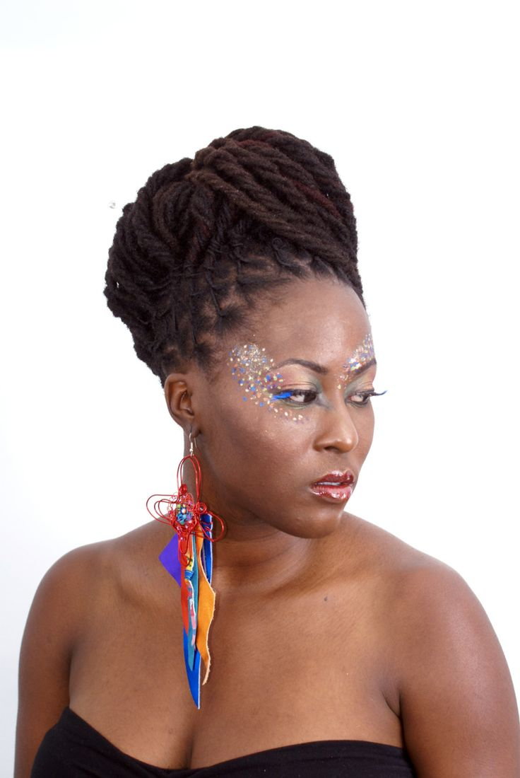 how to create dreadlocks hairstyle