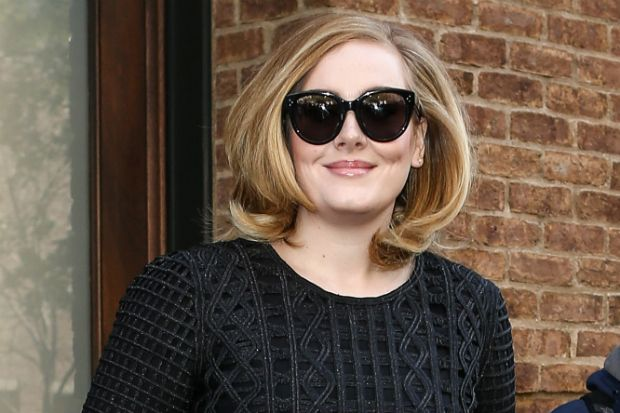 Adele Candidly Talks About Body Image Insecurities