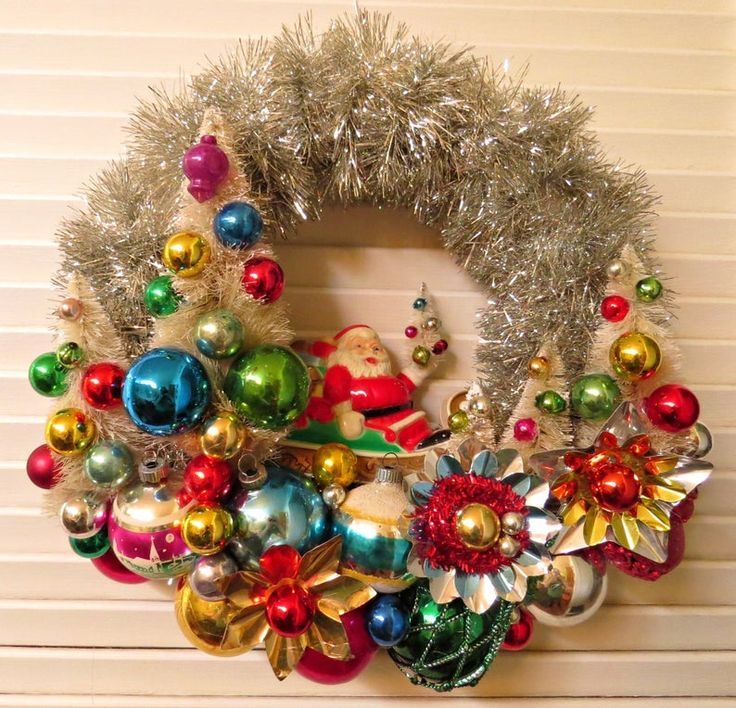 Pin by Adele Dexter on Holiday wreaths (With images ...