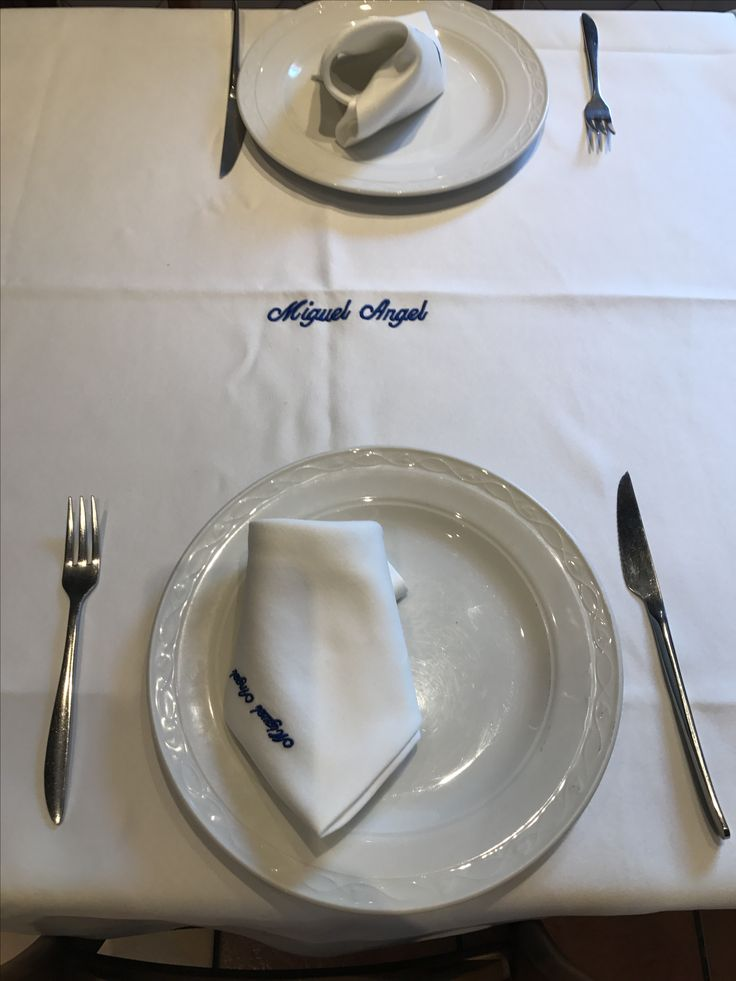 Miguel Angel restaurant, Sevilla, Spain