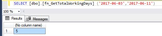 How to calculate work days and hours in SQL Server