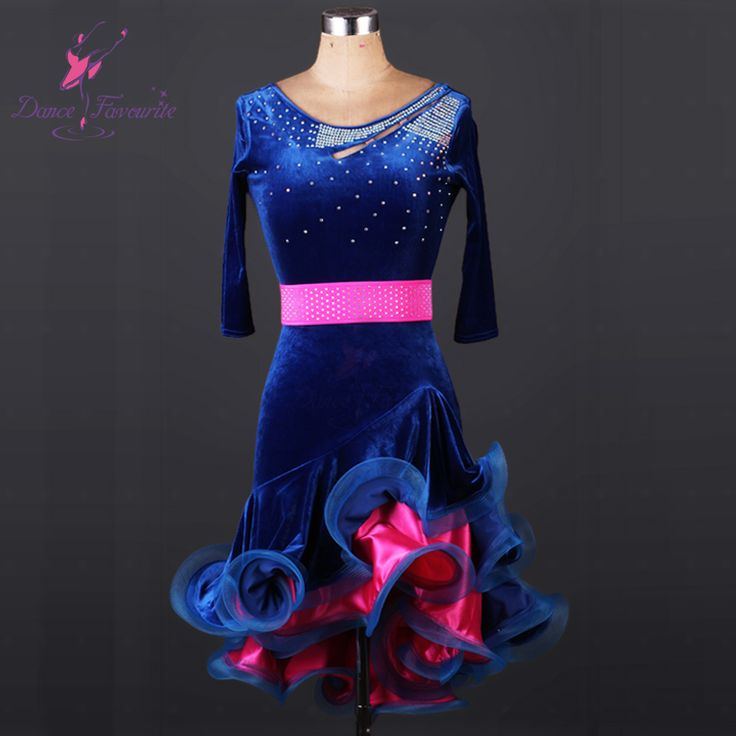 Find More Latin Information about 2016Women's mid sleeve Latin dance dress with sparkling diamond adorned stage costume 5 sizes for choose L035,High Quality dress news,China dress hawaiian Suppliers, Cheap dresse from Love to dance on Aliexpress.com