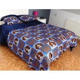 Les 92 meilleures images du tableau lits pagne sur pinterest conception africaine d cor - Housse de couette africaine ...