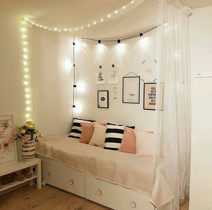 Make Your Room Looks Prettier with These 11 Awesome DIY Decor Ideas for Girls