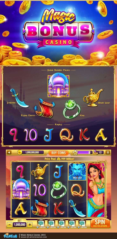 Slot Magic Casino