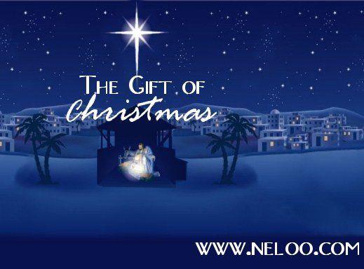 The gift of Christmas #DREAMXMAS