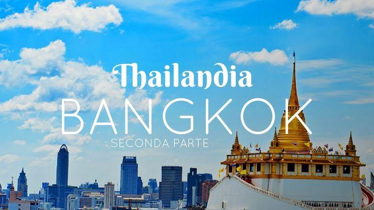 La MONTAGNA D'ORO di BANGKOK • Thailandia 🐒 🇹🇭 Ep.2 - Questa settimana vi raccontiamo alcuni dei più bei templi di BANGKOK 🇹🇭, partendo dalla MONTAGNA d'ORO, il Wat Saket, per poi spostarci al Flower Market e terminare al Wat Arun, il tempio dell'alba. Nel prossimo episodio incominceremo il tour del nord :-)