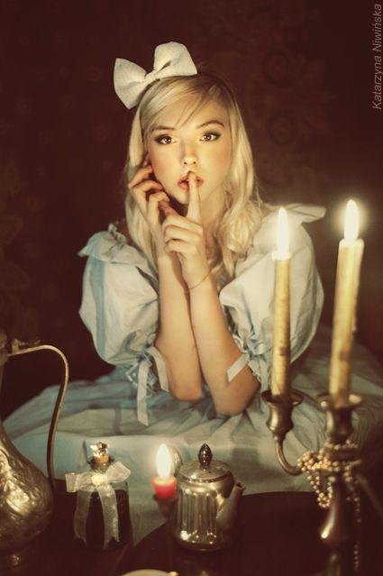 Alice on Behance