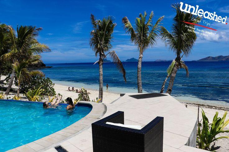 Mana Island is paradise! #escapenormal #thisisgradtrip #tripofalifetime