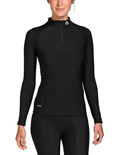 #Skins #Damen #A200 #Thermal #Womens #Long #Sleeve #Mck #Neck #W #Zip, #Black, #XS, #B61033025FXS Skins Damen A200 Thermal Womens Long Sleeve Mck Neck W Zip, Black, XS, B61033025FXS, , Gradiente Kompression - Beschleunigte Blutzirkulation und erhöhte Sauerstoffversorgung der Muskulatur, Muskel und Bindegewebe Unterstützung, Optimale Wärmeleistung durch thermal Gewebe, ,