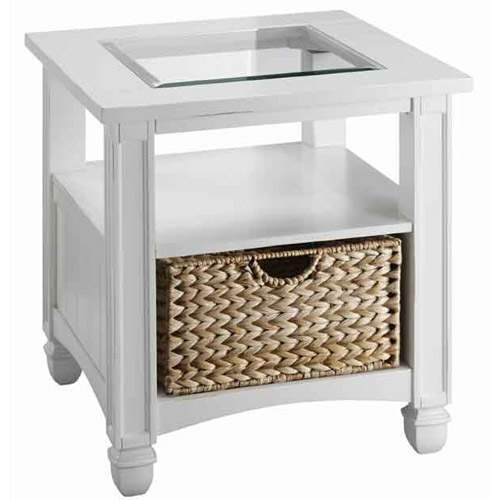 Stein World Nantucket Square End Table