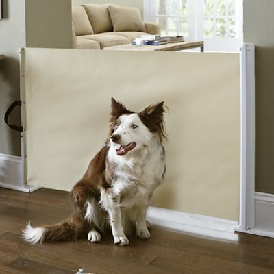 Retractable Pup Gate $40