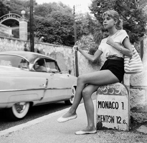 Côte d'Azur 1955 Photo: Francois Pages