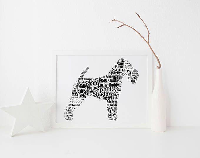 Pet Portrait Welsh Terrier Gift