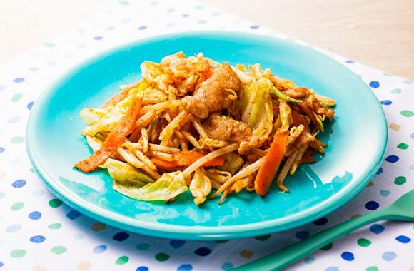 野菜炒めが絶賛料理に変わる!レシピと秘密のコツ教えちゃいます♪