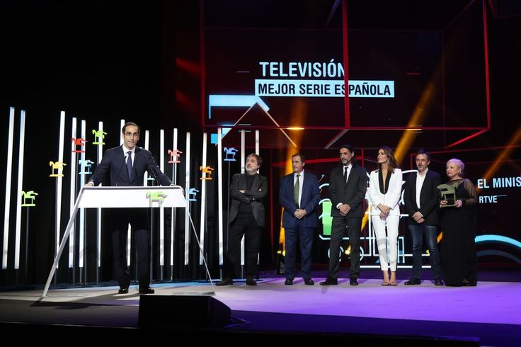Ministerio del Tiempo © Premios Ondas 2016
