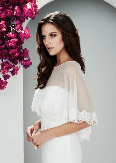 Elegance https://www.etsy.com/listing/176736053/jewel-neckline-romatic-lace-hem-wedding                                                                                                                                                                                 Más