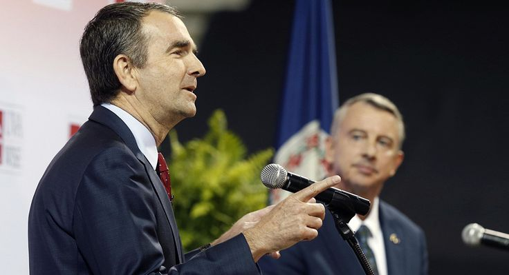 Northam has slight edge in final Virginia polls
