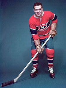Legends of Hockey - Bernard Geoffrion - Spotlight - Montreal Canadiens - 1955-60
