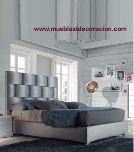 Camas con Bañeras Abatibles y Fijas Tapizadas de diseño Moderno del catálogo de Mueblesidecoracion.com. Pueden ver todos los modelos haciendo click a continuación http://www.mueblesidecoracion.com/118-camas
