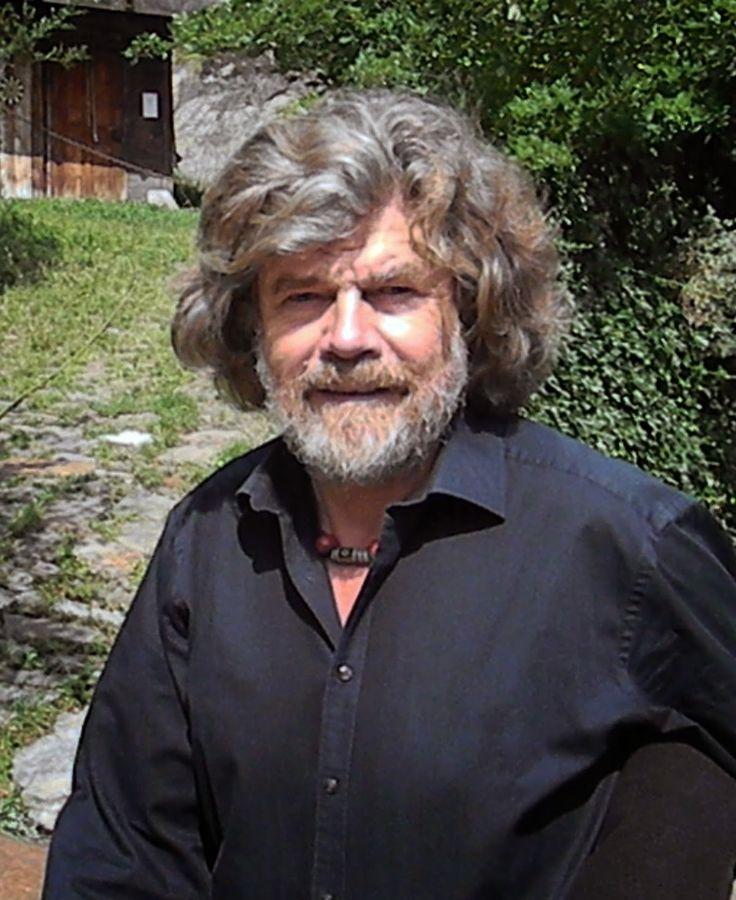 """Reinhold Messner compie 70 anni e in un'intervista a """"Repubblica"""" dichiara """"il mio alpinismo è fallito"""""""
