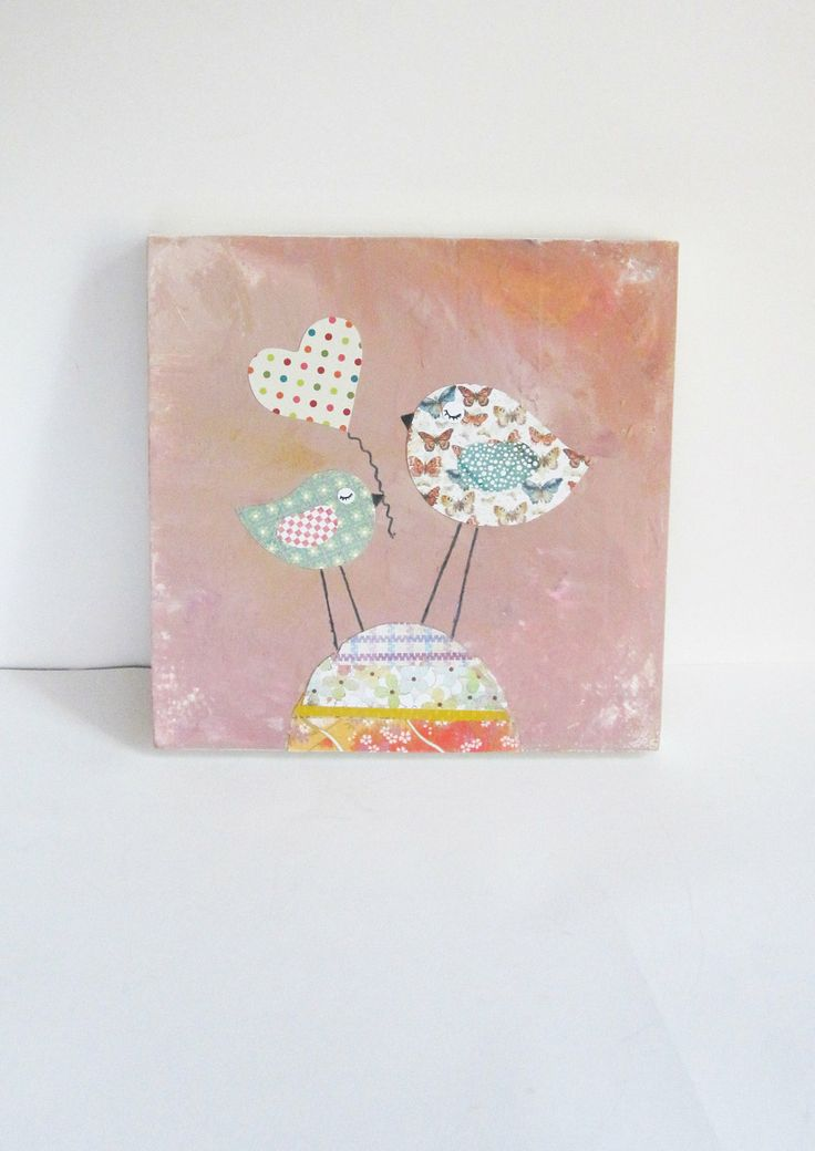 Baby Girl Nursery Art NURSERY Wall Decor Pastel by LittleMonde