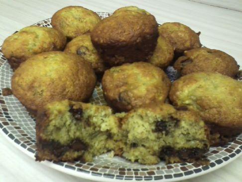 Best banana muffin. I substituted Namaste perfect flour blend (gluten ...