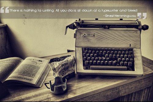 Bagaimana Cara Menjadi Penulis